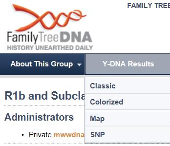 haplogroup proj 14