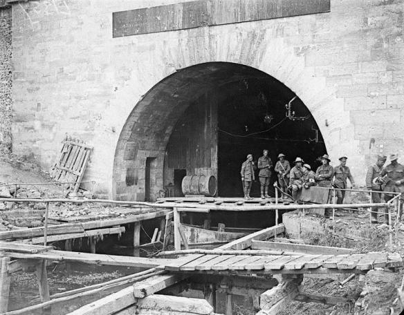 hindenburg tunnel