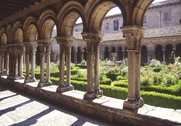 las huelgas cloister