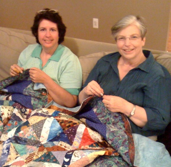 me mary quilt