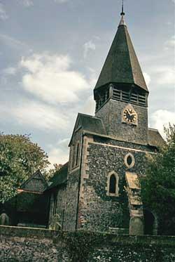 Worth church