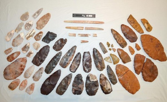 anzick clovis tools