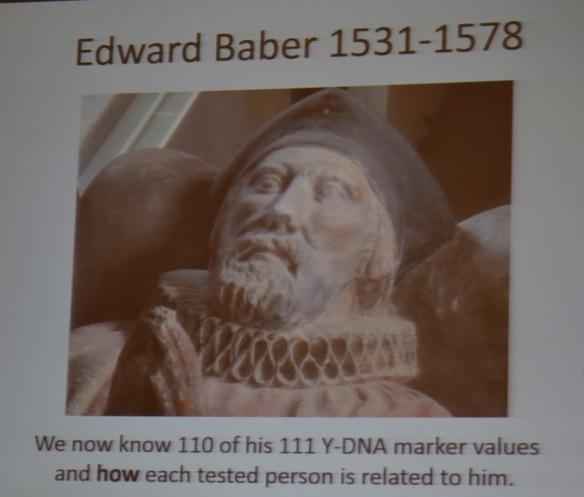 edward baber