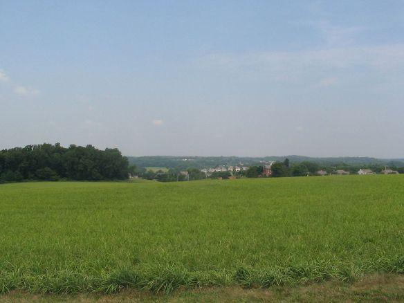 Battle of Brandywine battlefield2