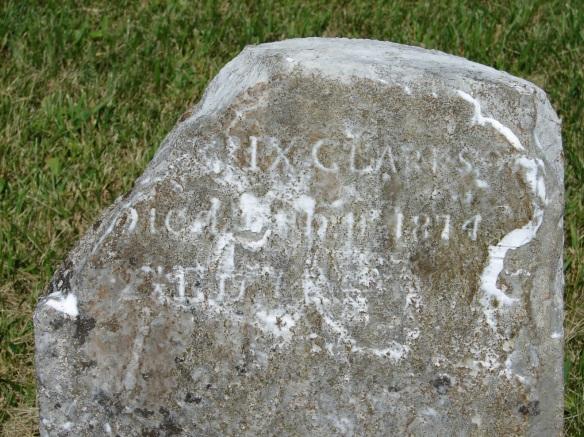 clarkson cemetery fairwix