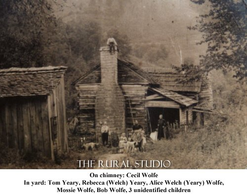 tandy welsh house