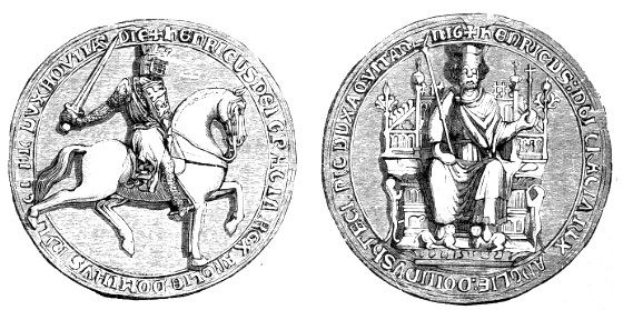Henry III great seal