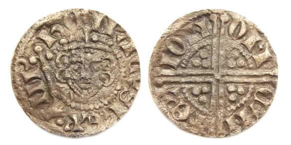 long cross pennies