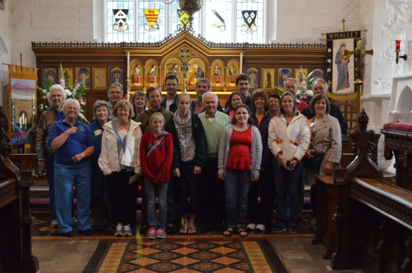 Speak Family at St Mary Whalley