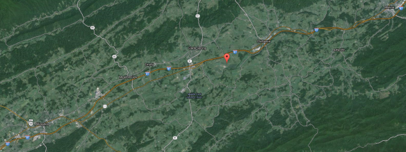 Andrew McKee Washington Co Va land map2
