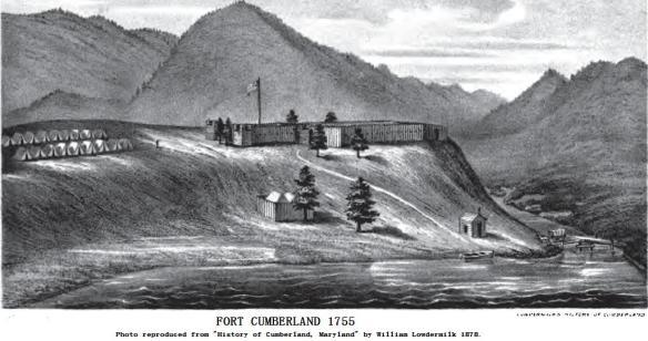 Fort Cumberland, MD