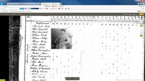 1830 Claiborne Census ghost picture
