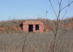 dugout house