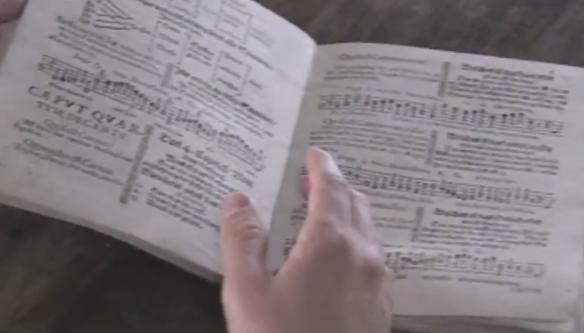josh music book