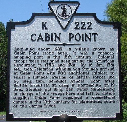 Cabin point
