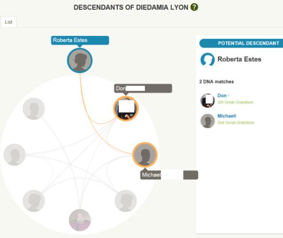 circle diedamia lyon