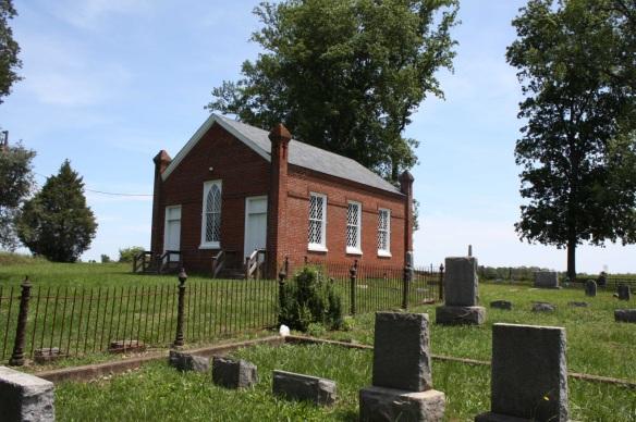 Combs Grub Hill Church cem