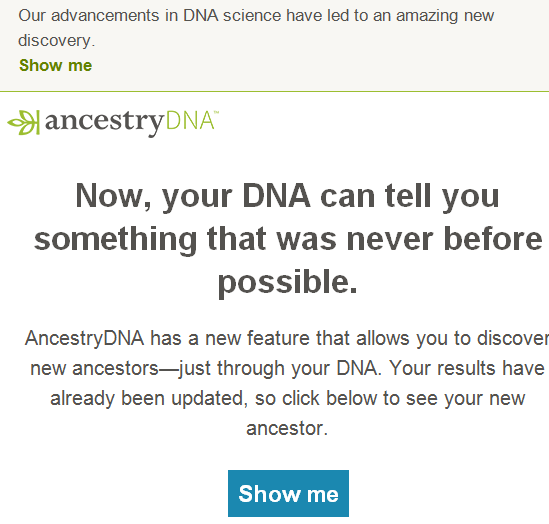 new ancestor e-mail 2