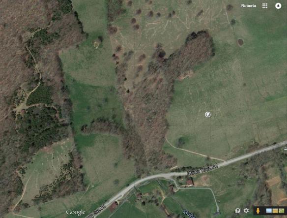Elijah's land closeup
