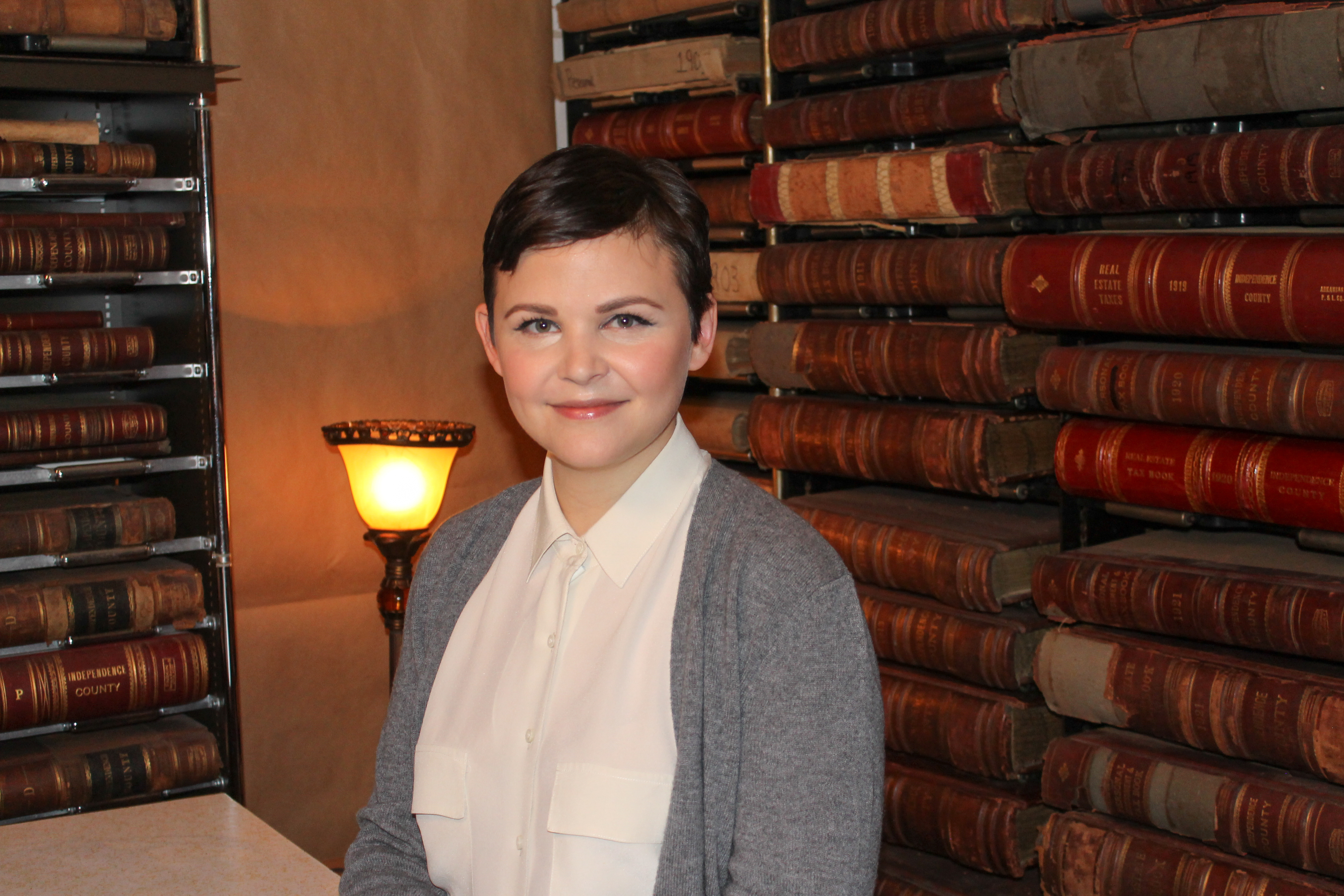 """Ginnifer Goodwin – Who Do You Think You Are – """"Not What I ..."""