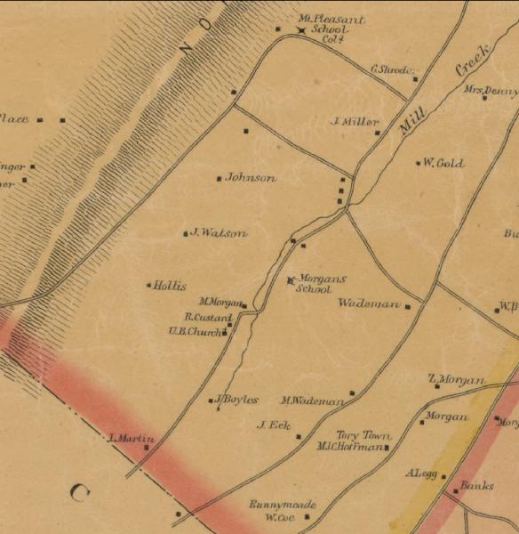 Berkeley county 1890