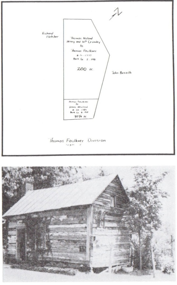 James Crumley Faulkner cabin