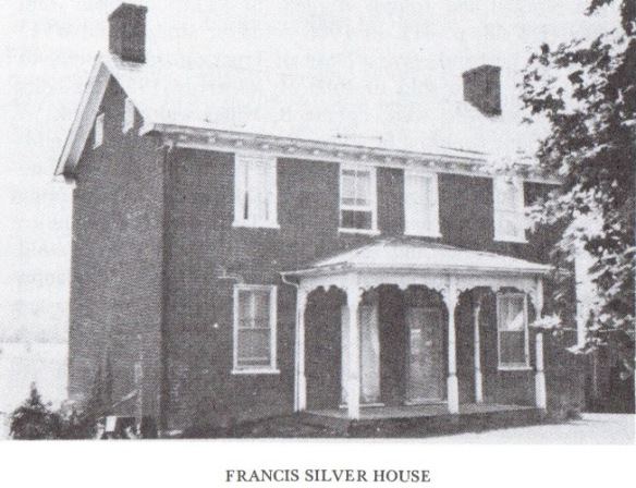 James Crumley Francis Silver Houe