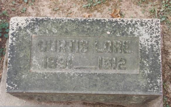 Curtis Lore stone