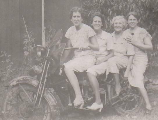 Nora motorcycle