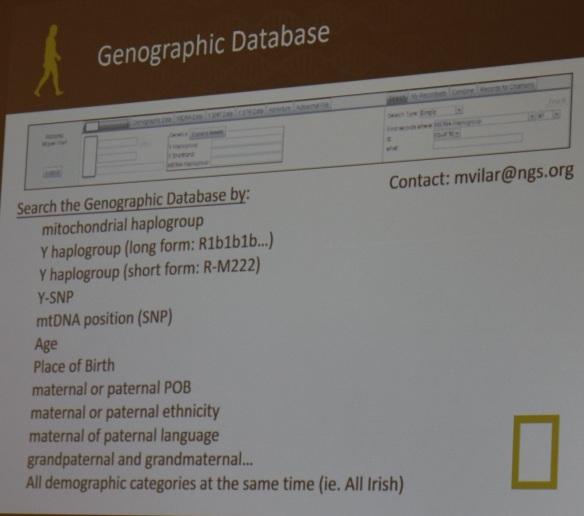 2015 ftdna vilar data base
