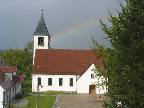Speichersdorf church