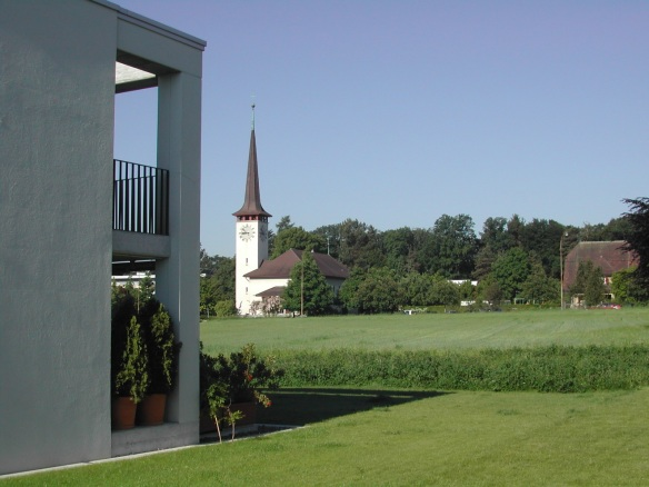 Zollikofen church 1
