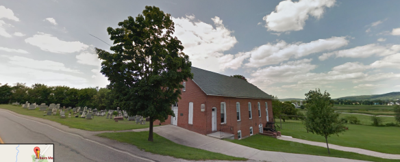 Bair's mennonite church