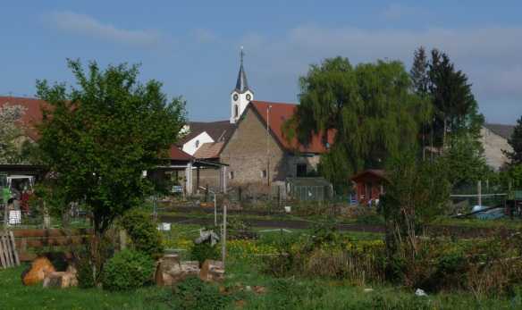 Fussgoenheim church