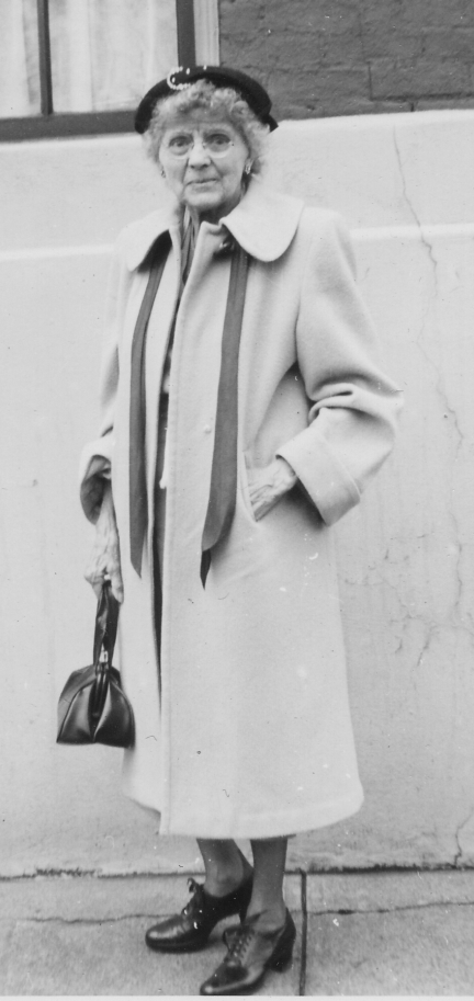 Ida Kirsch c 1950