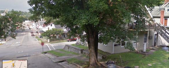 516 4th Street rear