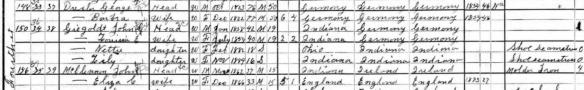 Drechsel 1900 census