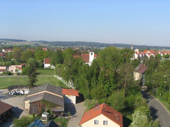 Speichersdorf distance