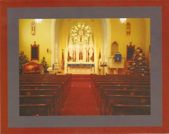 St. John Card