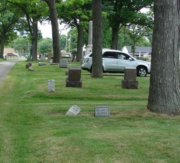 Cemetery Weaver