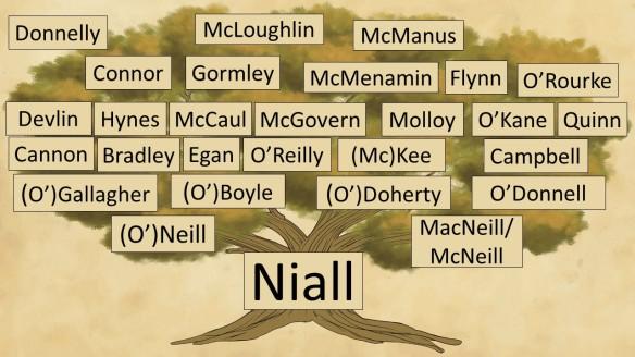 Niall Surnames