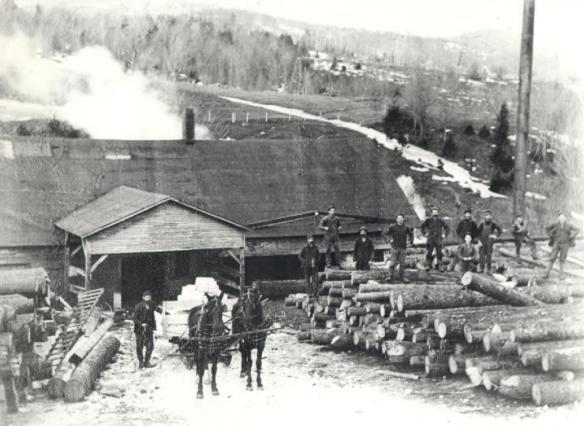 Starksboro lumber