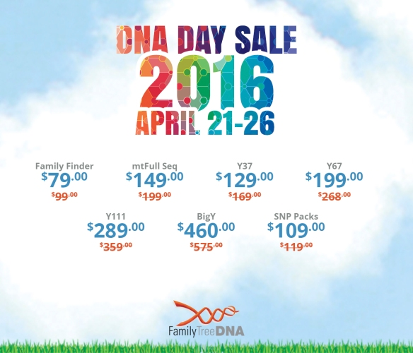 DNA Day 2016