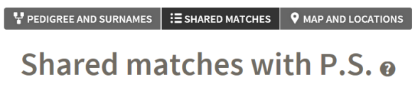 shared matches update
