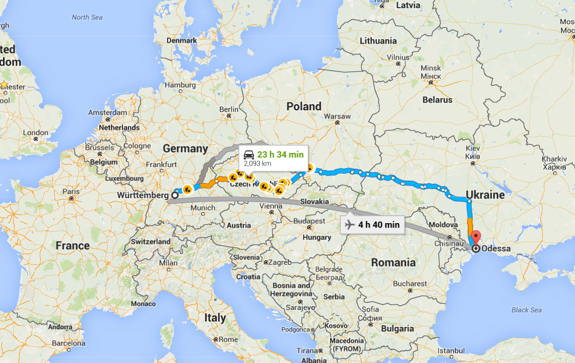 Emigration to Unexpected Places DNAeXplained Genetic Genealogy