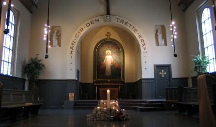 Fredericka chapel