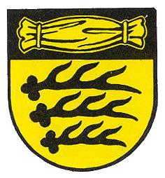 Lentz Beutelsbach coat of arms