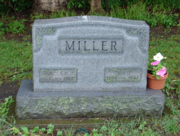 Margaret Lentz Ira Miller stone
