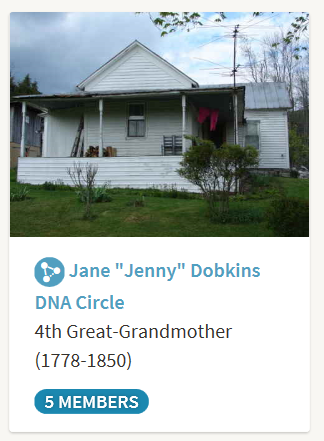 NAD Jenny Dobkins main page
