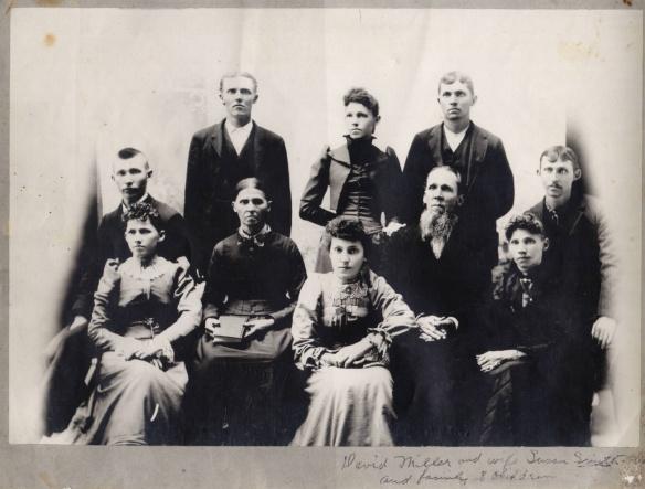 JDM David Miller family
